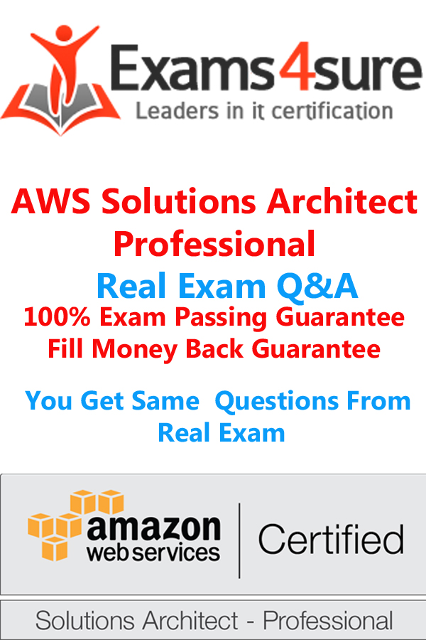 AWS Architect Solutions Professional