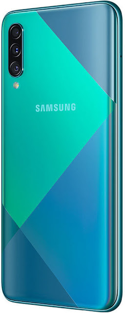 Samsung Galaxy A50s Prism Crush Green