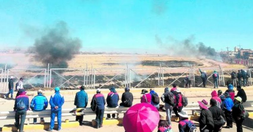 MININTER anuncia medidas «severas» contra docentes en huelga