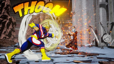 game My Hero Ones Justice 2-CODEX full malabartown