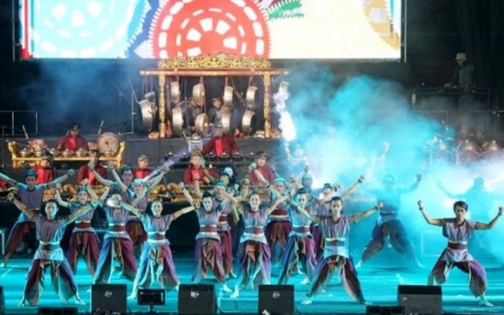 Aksi Kekinian Gamelan Di Ajang Roar Gama