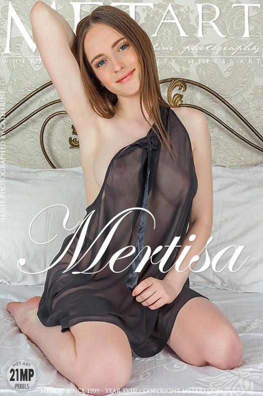 [Met-Art] Nessie - Mertisa
