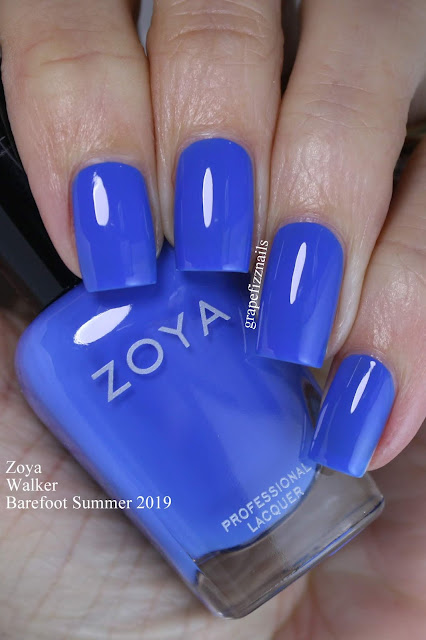 Zoya Walker Barefoot Summer 2019