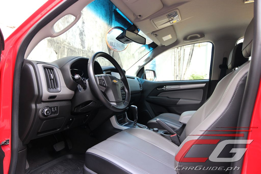 Review: 2018 Chevrolet Colorado 4x4 LTZ | Philippine Car News, Car