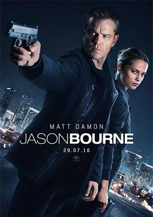 Jason Bourne 2016 BRRip 720p Dual Audio