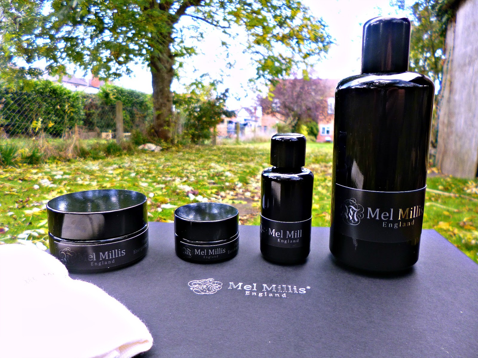 Great British Beauty – Mel Millis Phytonutri Qi range