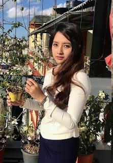 Sheila B Lalrinpuii Chapchar Kut Lady 2019