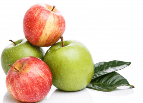 Benefits of apples for glands, kidneys and digestion