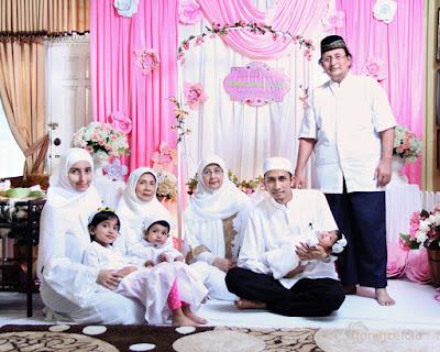 Dokumentasi Acara/Pesta Aqiqah dan Anniversary di Pekanbaru