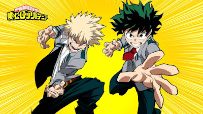 Download Ost Opening Bocu no Hero Academia - The Day