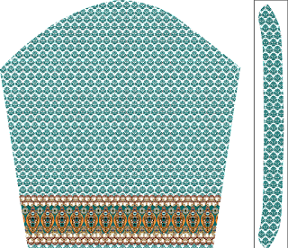 textile digital print design