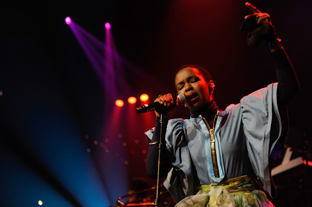 VÍDOE - Lauryn Hill – Mystery of Iniquity (Live at Austin City Limits)