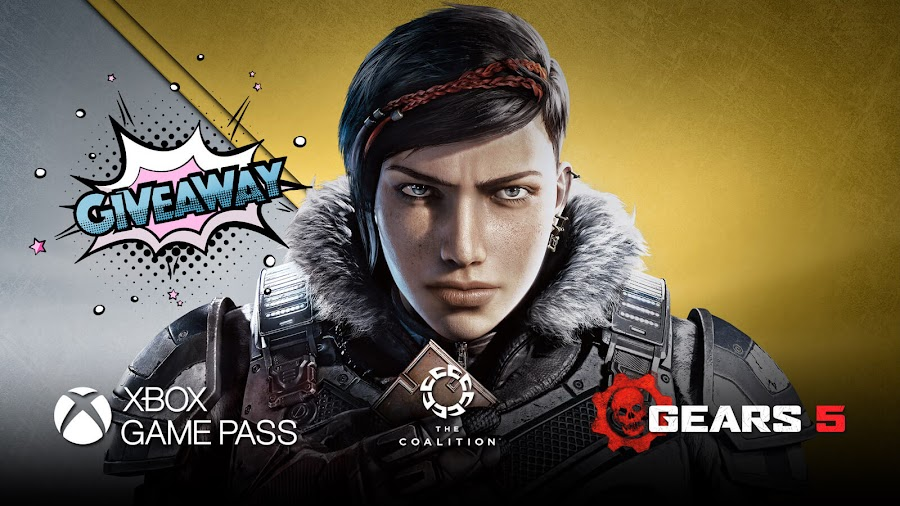 xbox game pass ultimate gears fan giveaway the coalition kait diaz microsoft