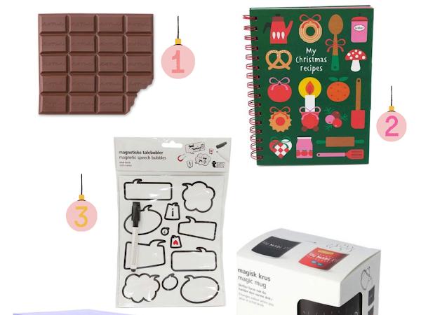 5 Ideias para presentes de Natal até 5 euros