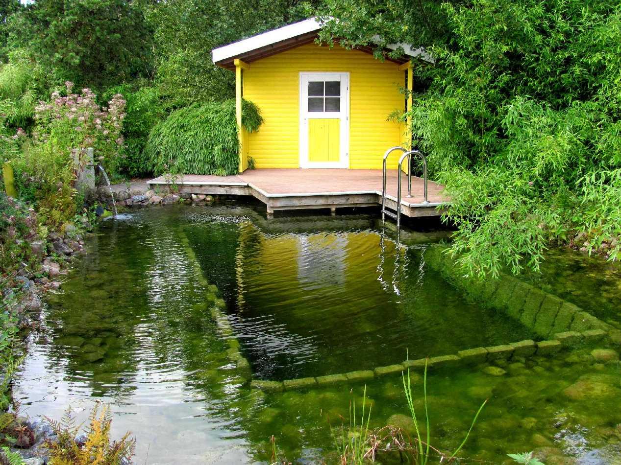 garten anders der wellnessgarten whirlpool sauna schwimmteich co. Black Bedroom Furniture Sets. Home Design Ideas