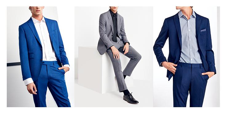 trajes de novio falabella