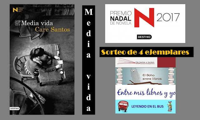 "SORTEO CONJUNTO DE ""MEDIA VIDA"""