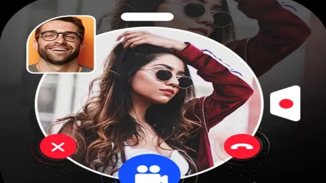 Best Live Random Video Calls - Make new friends application  