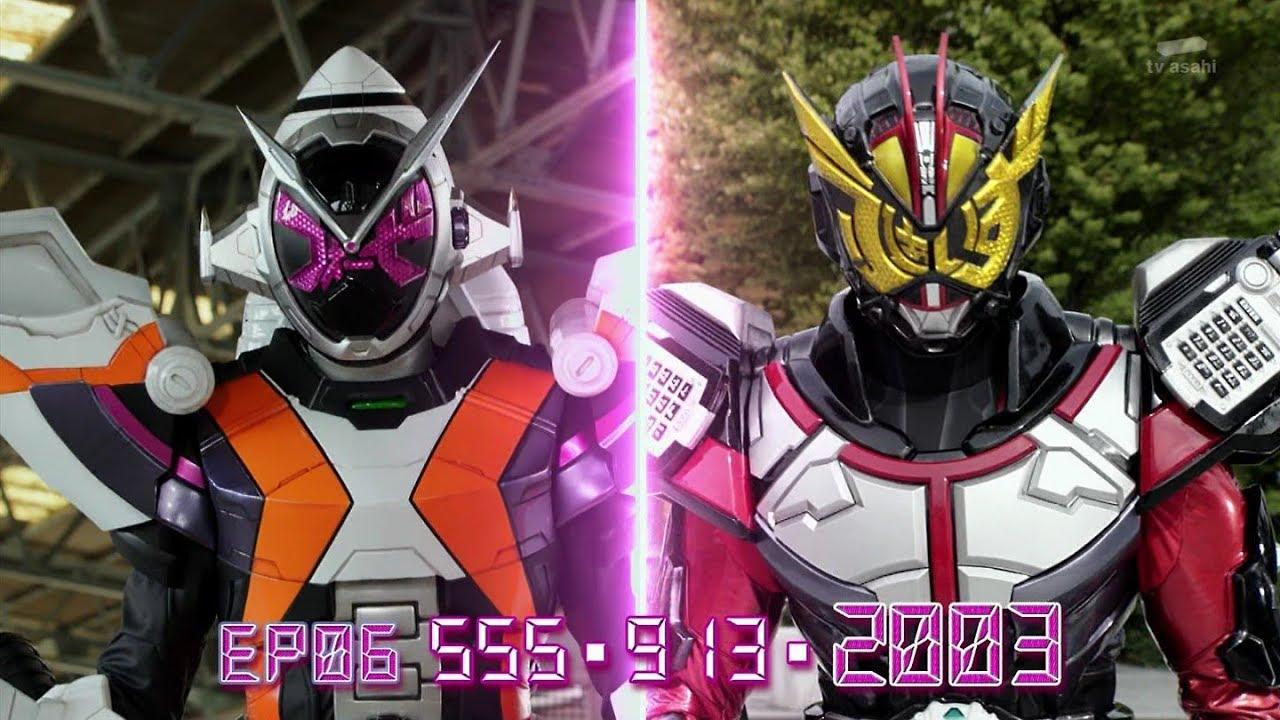 Kamen Rider ZI-O Episode 6 Preview (By Gouki)