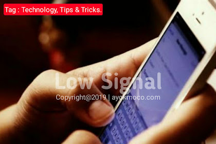 How to strengthen the signal on Android smartphone