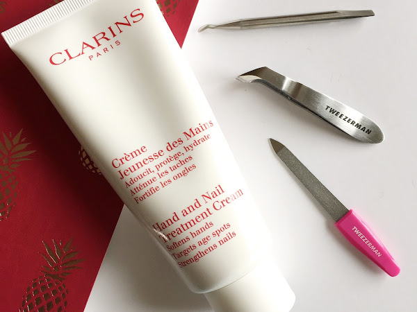 Clarins Hand and Nail Treatment Cream (review)