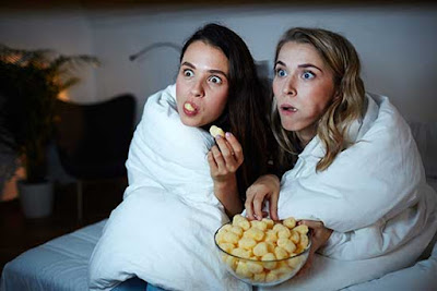Watch a Movie with Her