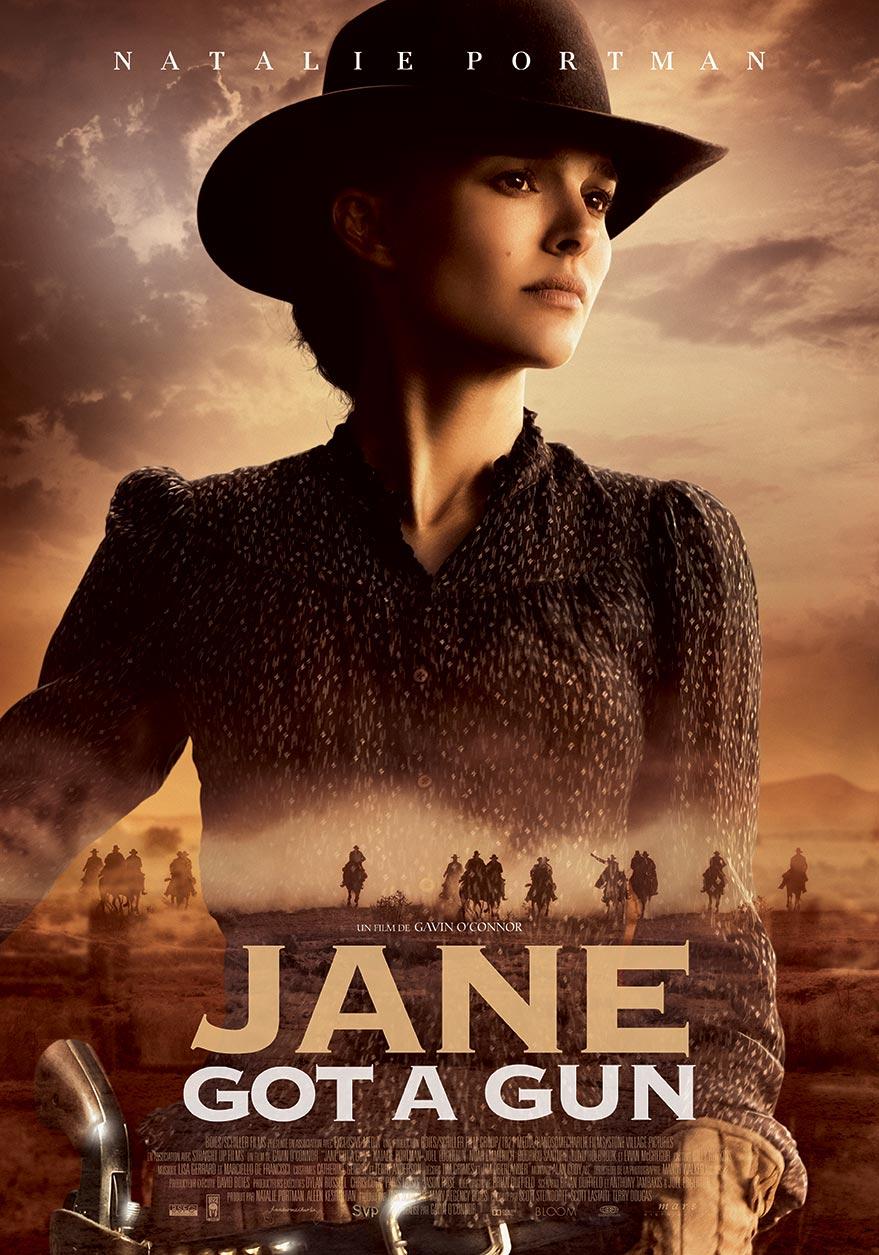 Jane Got A Gun เจนปืนโหด [HD][พากย์ไทย]