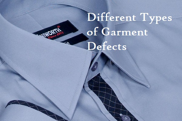 Garment defects images