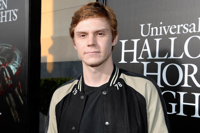 ¿Qué personaje interpretará Evan Peters en 'American Horror Story: Roanoke'?