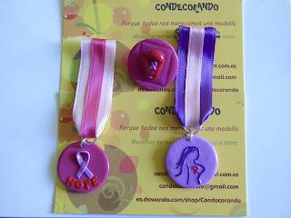 Medallas subasta solidaria