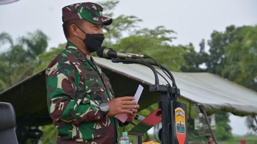Pangdam I/BB: Asah Kemampuan Hadapi Tugas Di Medan Operasi