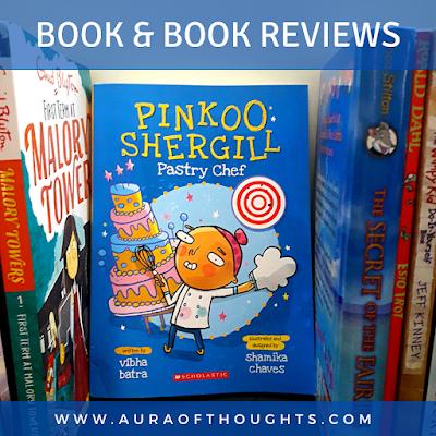 vibha batra pinkoo book - auraofthoughts