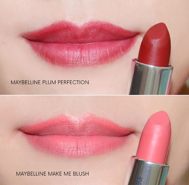 MAYBELLINE POWDER MATTE LIPSTICK