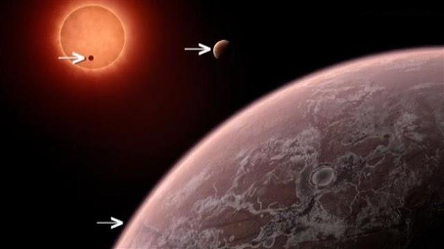 Three earth-sized planets discovered orbiting dim dwarf star