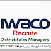 Iwaco recrute des District Sales Managers