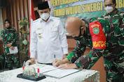 Kodam IM , Secara Resmi Telah menutup  kegiatan TMMD Reg-110 Jantho