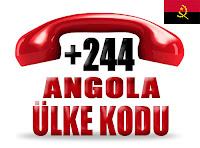 +244 Angola ülke telefon kodu