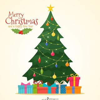 صور شجرة الكريسماس 2018 اجمل تهنئة عيد الميلاد Merry christmas