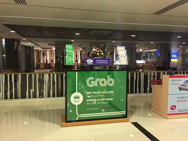 Grab sign