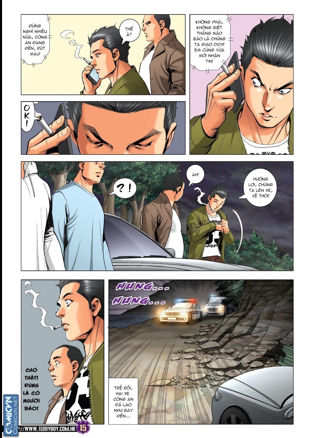Người Trong Giang Hồ chapter 1875: lập hoa vs tá duy trang 12