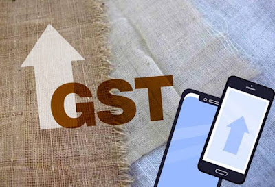 india-Mobile-phones-to-cost-more-as-GST-rate-hiked