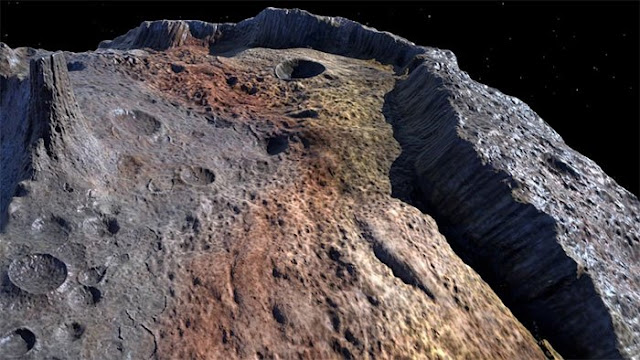 NASA chuẩn bị khai thác tiểu hành tinh trị giá 10.000 triệu tỷ USD
