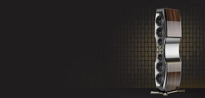 Siêu phẩm loa hi-end Kharma Enigma Veyron EV-1 luôn được yêu thích nhất