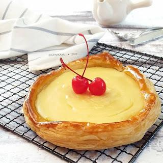 Ide Resep Kue Puff Cheese Tart
