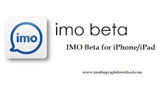 IMO Beta for iPhone/iPad