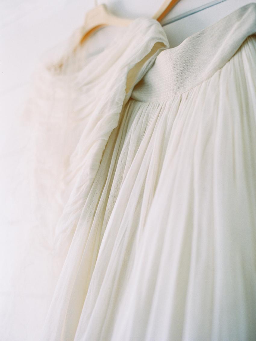 Honey & Silk Provencal Wedding | Cortana Bridal Dress