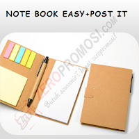 Note book Easy + post it (N-808)
