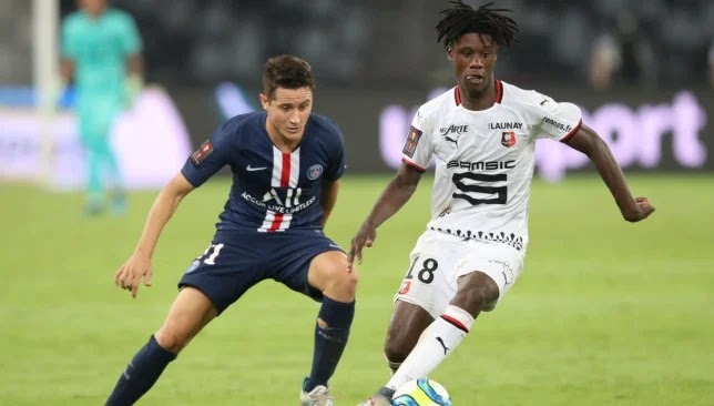French club Rennes have not yet given up on the idea of selling Eduardo Camavinga to Real Madrid, where they are seeking to retain the promising midfielder for at least another year.