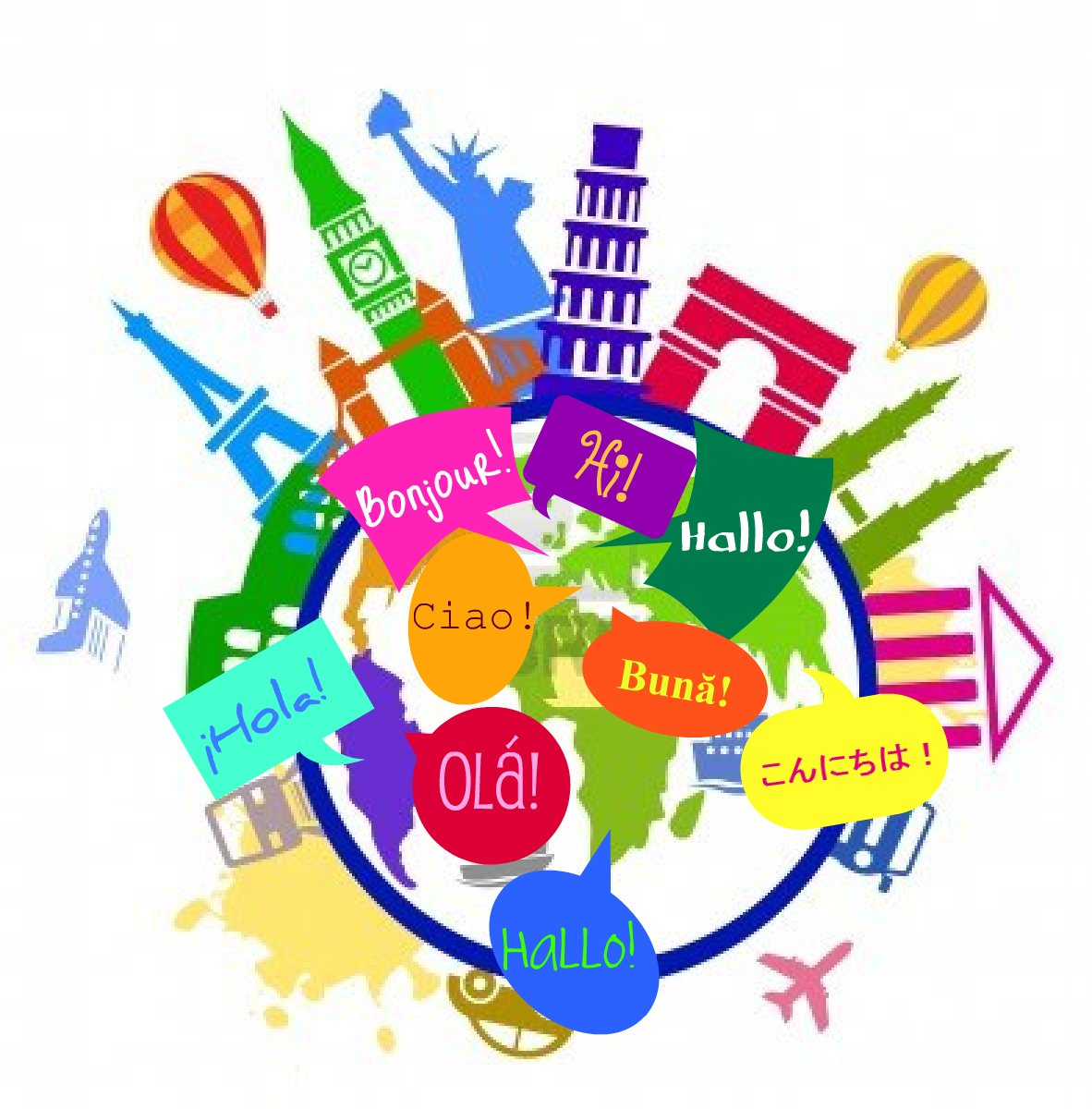 Resultado de imagen para escuela idiomas