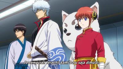 Gintama Episode 328